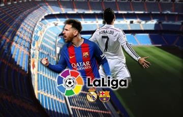 Real Madrid vs. Barcelona: Transmisión EN VIVO por tv y online