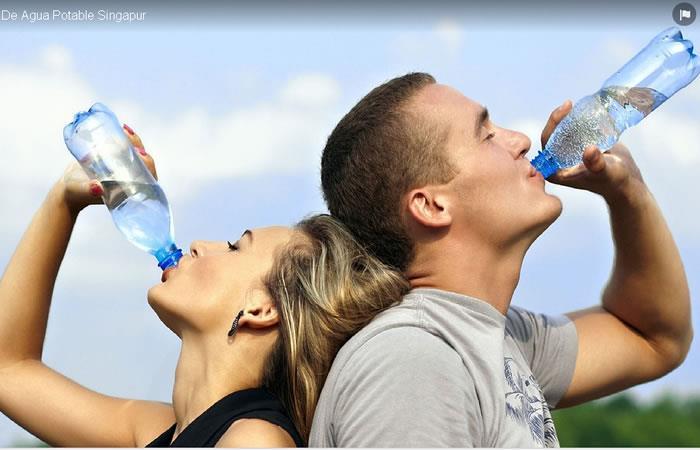 ¿Reutilizar las botellas de plástico para tomar agua, es seguro?