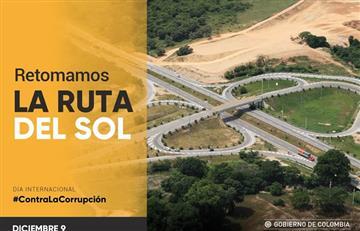 Se aprobaron $330.000 millones para la continuidad del proyecto vial Ruta del Sol II