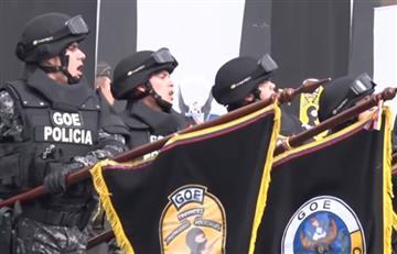 42 policías implicados y acusados de tortura en una cárcel de Ecuador