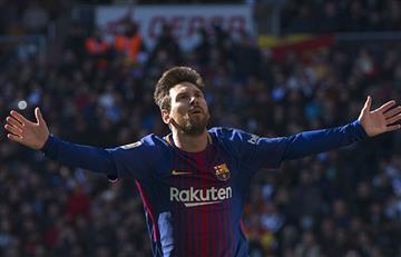 Barcelona pintó 'azulgrana' la blanca navidad del Real Madrid