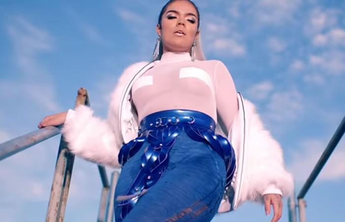 Karol G da a conocer el video de 'La Dama' en compañía de Cosculluela