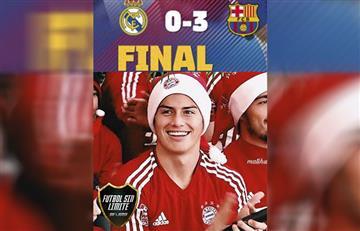 Real Madrid perdió ante el Barcelona y los memes no perdonaron