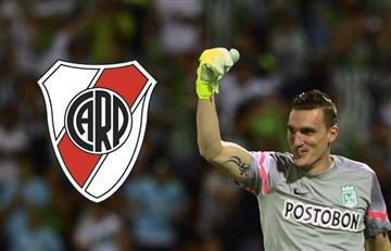 River Plate y la millonaria oferta por Franco Armani que tienta a Nacional