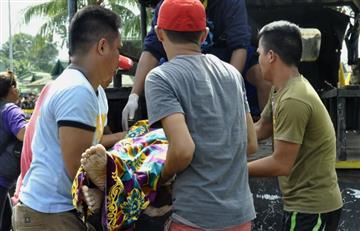 Filipinas: Tormenta tropical Tembin deja más de 200 muertos
