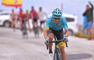 Miguel Ángel López ya recibió su bicicleta perdida