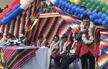 Traslado de embajada de Guatemala a Jerusalén es cuestionado por Evo Morales