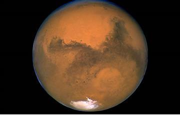 El descubrimiento en Marte que sorprende al mundo