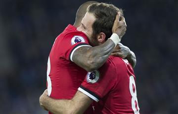 El Manchester United consiguió un empate agónico en el 'Boxing Day'