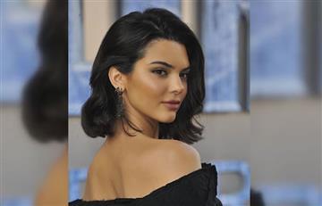 Kendall Jenner y su rutina de belleza para evitar el acné