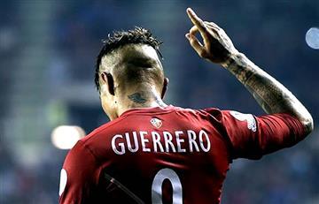 ¿Paolo Guerrero al fútbol colombiano?