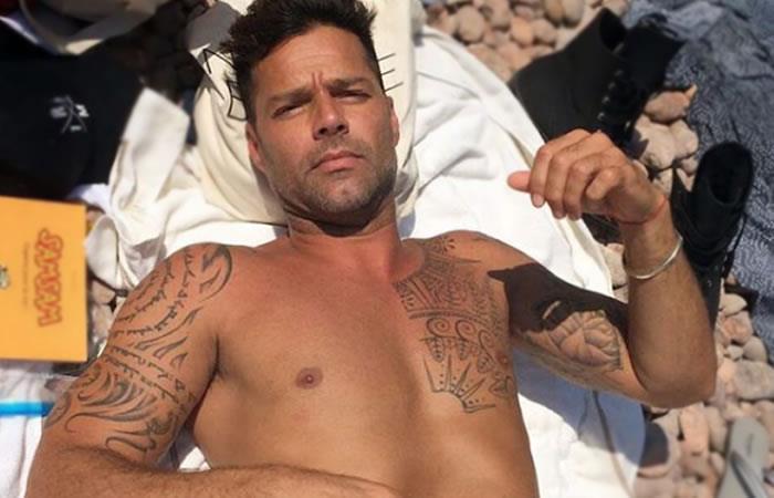 Cumpleanos Feliz Ricky Martin.Ricky Martin Junto A Su Novio Asi Celebro La Navidad Y Su