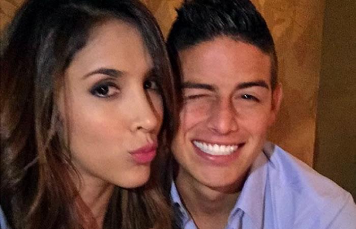 Daniela Ospina respondió a comentario sobre su divorcio con James Rodríguez