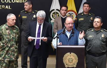 Los dos oficiales implicados en la masacre de Tumaco fueron trasladados a Bogotá