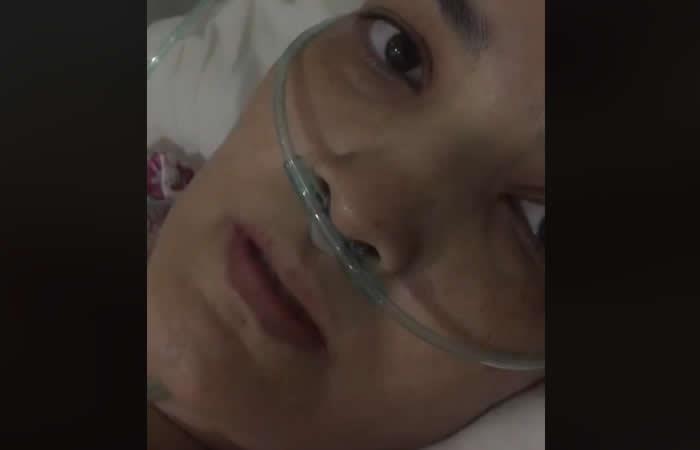 Madre de niños violados por sacerdote grabó video antes de morir