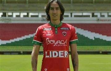 Rafael Robayo nuevo jugador del Deportes Tolima