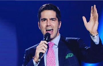 Video: Beso de Ernesto Calzadilla con Alejandra Borrero es furor