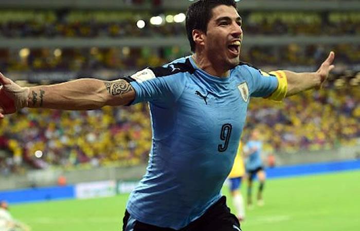 Luis Suárez: 'Uruguay puede llegar lejos en el Mundial'
