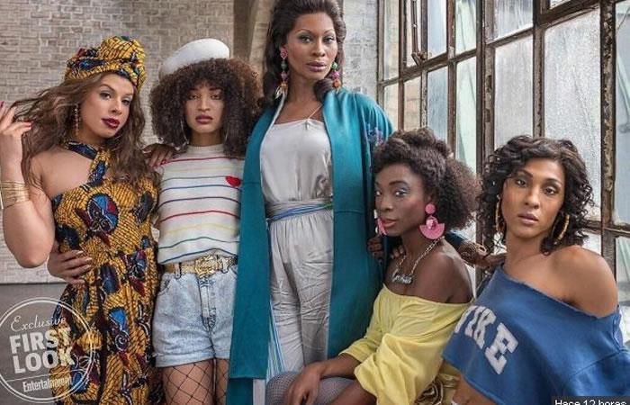 'Pose', la nueva serie musical transgénero de FX