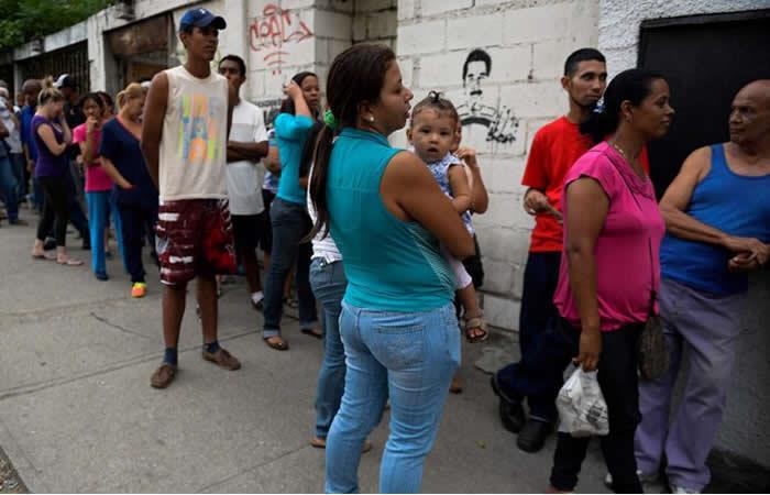 Venezuela: Protestas por falta de pernil de cerdo para Año Nuevo