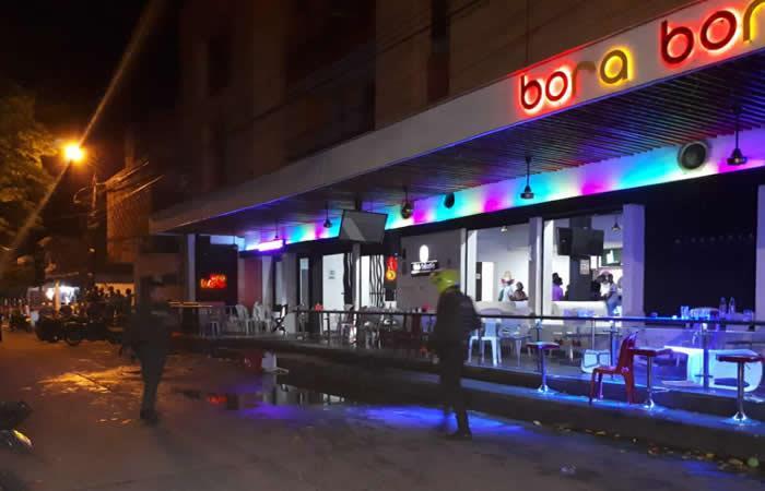 Atentado a discoteca en Caucasia, Antioquia, deja varios heridos