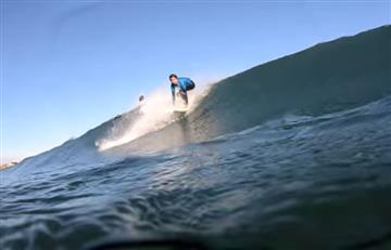 Cartagena: Turista alemán se ahogó mientras surfeaba