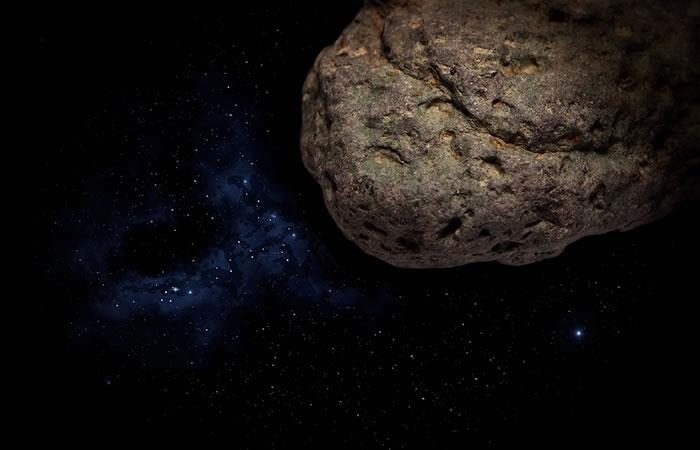 Este es el asteroide que pudo haber destrozado la Navidad