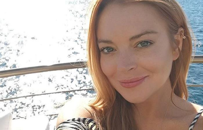 Lindsay Lohan fue mordida por una serpiente ¿Cómo se encuentra?