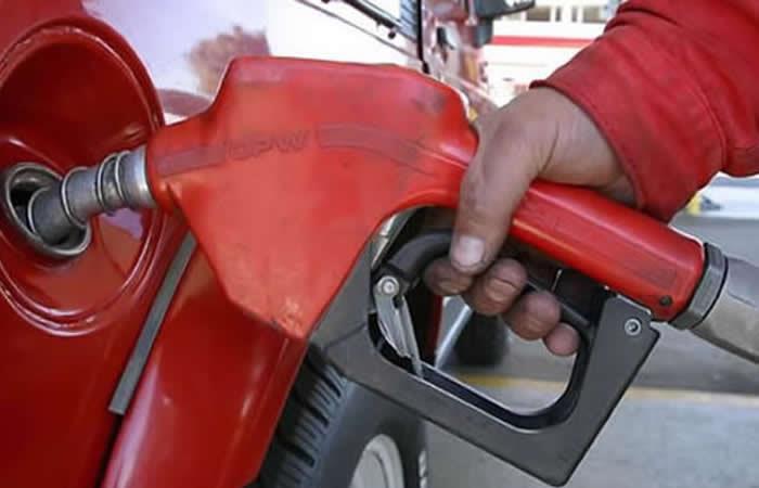 Precio de gasolina en Bogotá seguirá estable en enero