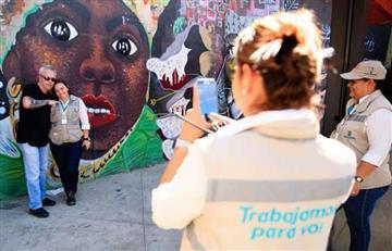 Alcalde de Medellín se enojó por la foto de unacontratista con alias 'Popeye'