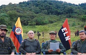 ELN ratifica que se queda a negociar la paz