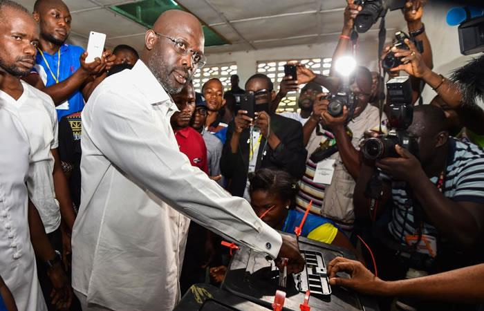La ONU 'felicita' a Weah por el triunfo presidencial en Liberia