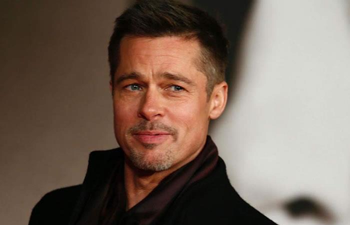 ¿Brad Pitt empieza el año con nueva novia?