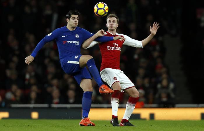 Arsenal y Chelsea protagonizaron un partido histórico en la Premier League