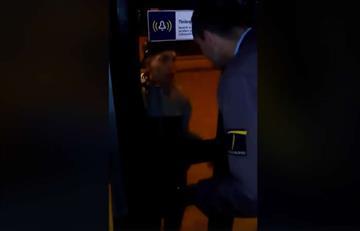 Conductor de SITP fue atacado con cuchillo por un pasajero