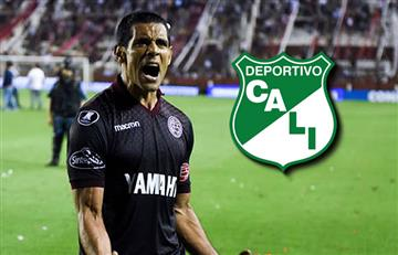 Deportivo Cali confirmó la llegada de José Sand, refuerzo élite sudamericano