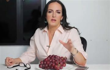 María Fernanda Cabal y sus polémicos deseos para Maduro