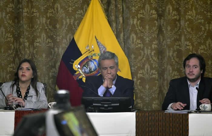 Jorge Glas, vicepresidente de Ecuador, perdió su cargo