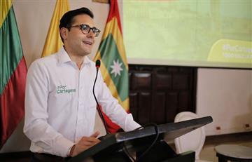 Cartagena: Ordenan cinco días de arresto contra alcalde (e)