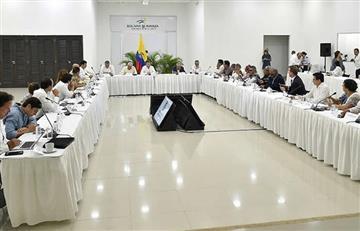 Gobierno y Farc presentaron balances opuestos