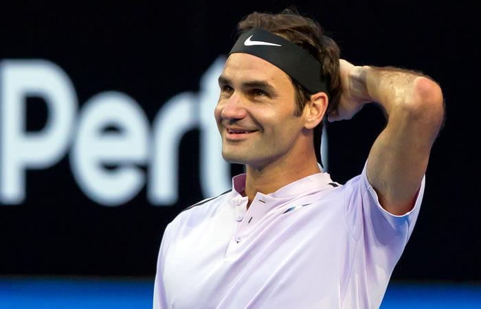 Roger Federer lleva a Suiza a la gran final de la Copa Hopman
