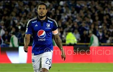 Román Torres cerca de volver a Millonarios