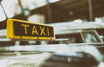 Abandonan cinco cabezas en un taxi en México