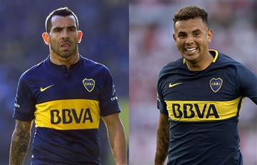 Carlos Tevez no le quitará la dorsal a EdwinCardona