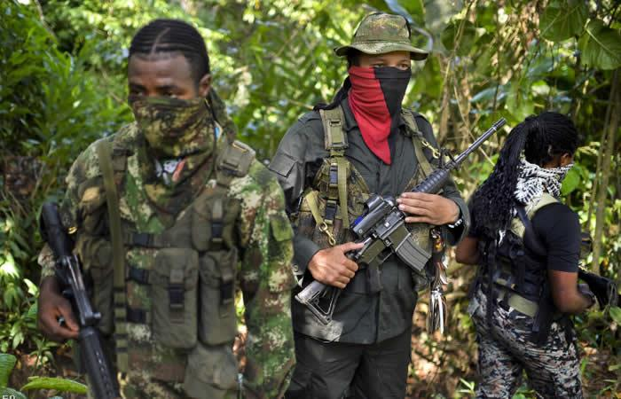 Enfrentamientos en Cauca entre el ELN y bandas criminales