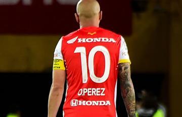 """Gregorio Pérez: """"Ómar Pérez quedó libre"""""""