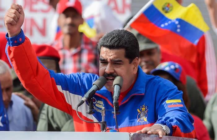 Nicolás Maduro a Colombia: