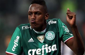 Yerry Mina pidió irse al Barcelona
