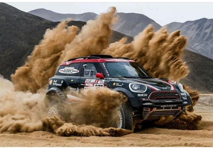 Al-Attiyah (Toyota) gana tercera etapa del Rally Dakar