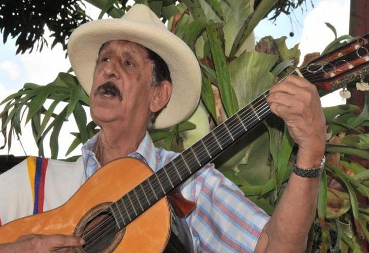 Fallece Rodrigo Silva, integrante deldueto tolimense Silva y Villalba